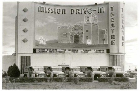 Mission Drive-In Theater