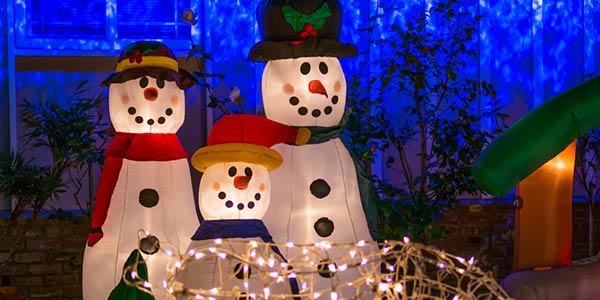 Mission del Lago Holiday Lights