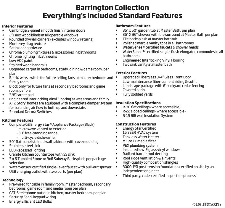 Barrington Collection