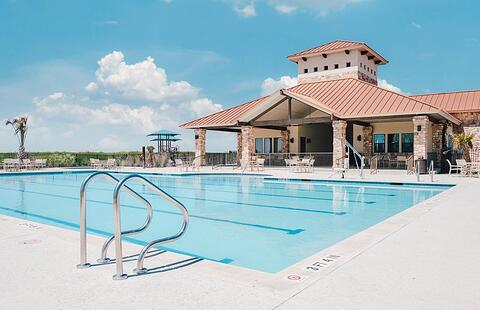 Mission del Lago Pool & Clubhouse (6)